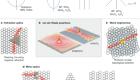 Interface nano-optics with van der Waals polaritons