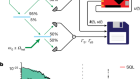 Real-time optimal quantum control of mechanical motion at room temperature