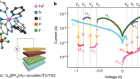 Decision trees within a molecular memristor