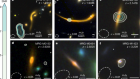 Quenching of star formation from a lack of inflowing gas to galaxies