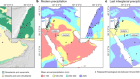 Multiple hominin dispersals into Southwest Asia over the past 400,000 years