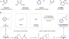 Multicomponent alkene azidoarylation by anion-mediated dual catalysis
