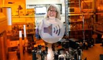 Listen: Nobel laureate Donna Strickland talks lasers and gender