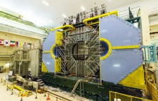 Revamped collider hunts for cracks in the fundamental theory of physics