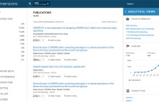 Science search engine links papers to grants and patents