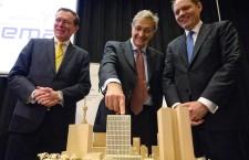 Rent increase hits Europe's drug regulator before Brexit move
