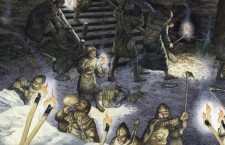Prehistoric children as young as eight worked as brickmakers and miners