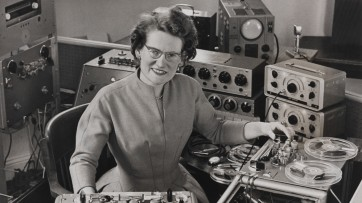 The Doctor Who theme and beyond: female pioneers of electronic music