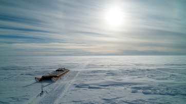 The hunt for life below Antarctic ice