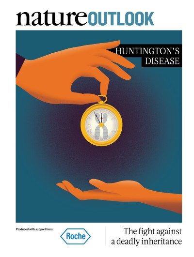 CRISPR takes on Huntington's disease