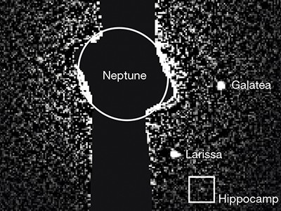 A New Moon For Neptune