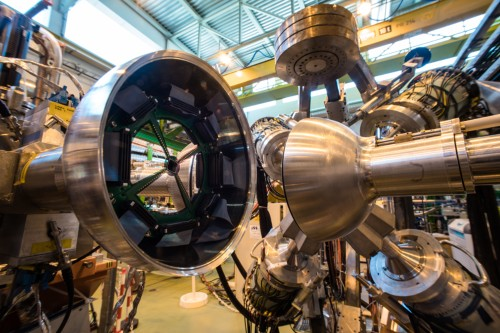 Physicists plan antimatter's first outing — in a van