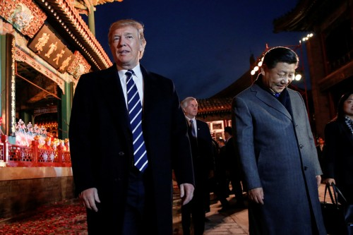 US–Chinese trade war puts scientists in the cross hairs
