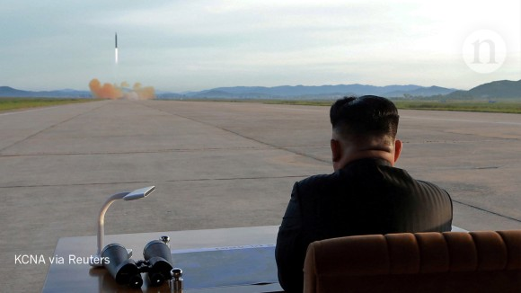 North Korean disarmament: build technology and trust