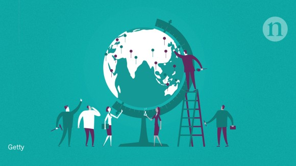 Top tips for building and maintaining international collaborations
