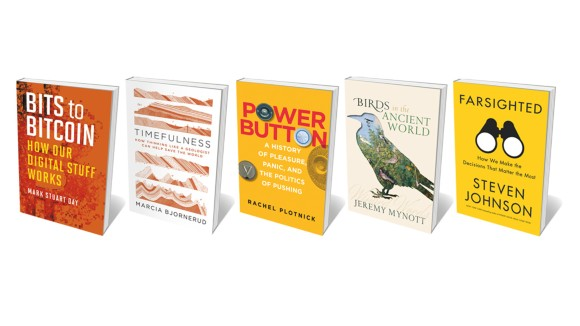 Thinking like a mountain, how we really make decisions, and the power of a button: Books in brief