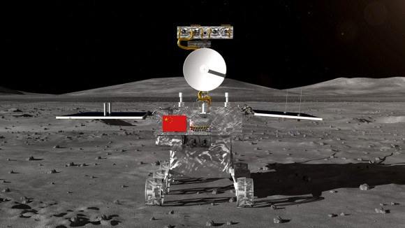 China launches spacecraft to the far side of the Moon