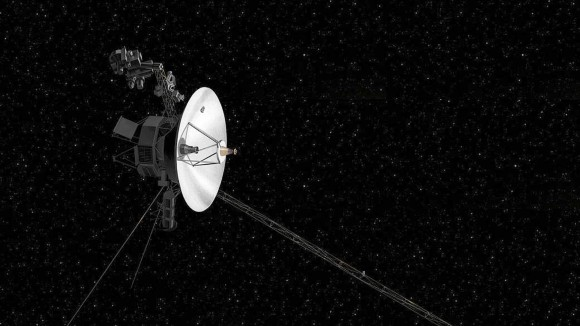 Voyager 2 enters interstellar space after 41 years