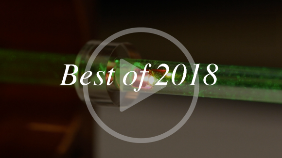 Watch and listen: The science of 2018 in audio and video