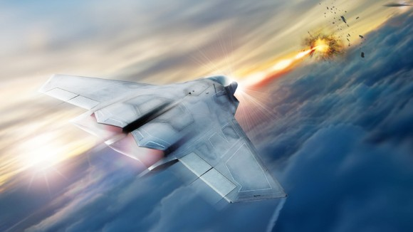 Dreaming of death rays: the search for laser weapons