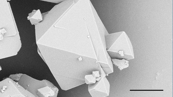 Machine learning speeds up synthesis of porous materials