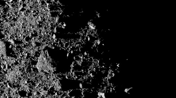 Asteroid's bumpiness threatens US plan to return a sample to Earth