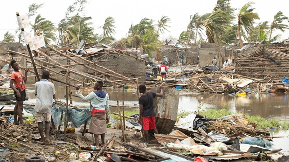 Why Cyclone Idai is one of the Southern Hemisphere's most devastating storms