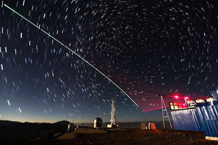 The quantum teleportation experiment platform in Tibet