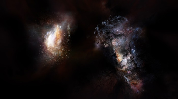Galaxies from the very early Universe