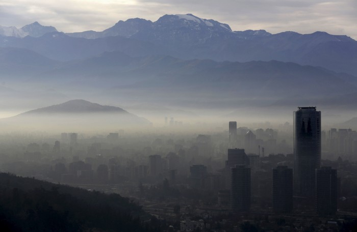 Five steps to improve air-quality forecasts