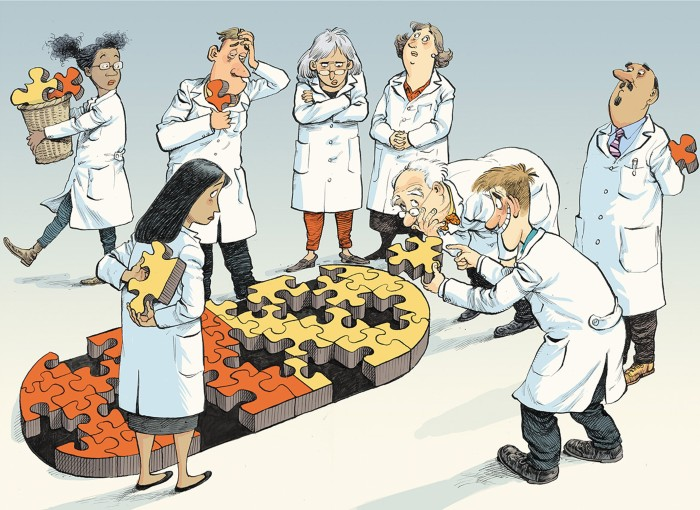 Be open about drug failures to speed up research