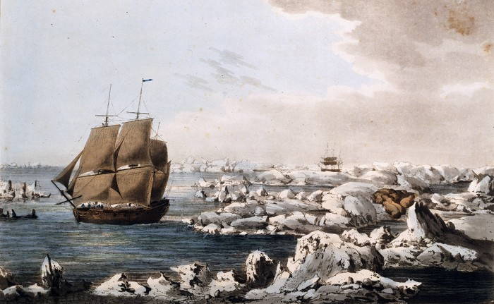 Explorers at sea: centuries of science afloat