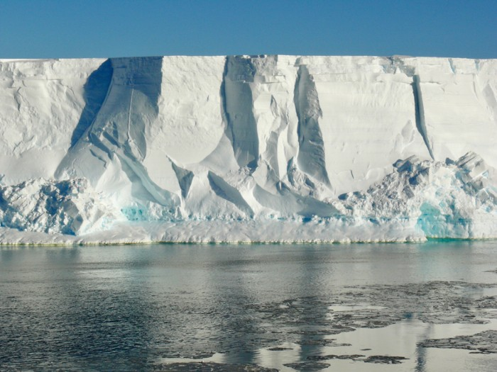 Ross Ice Shelf.