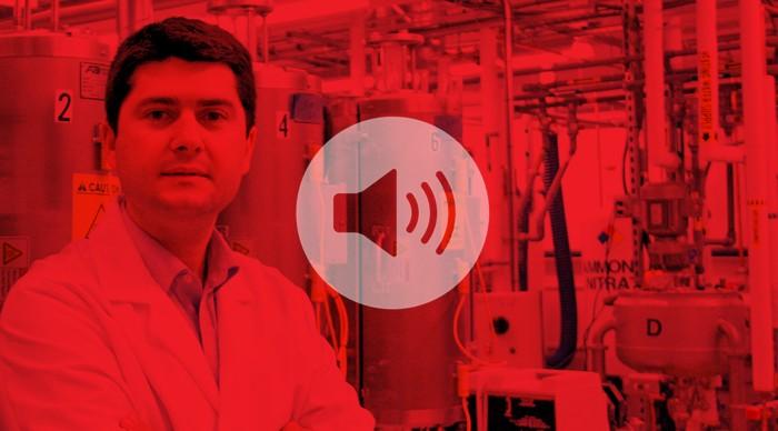 Javier García Martinez at Rive Technology R&D Center, Princeton, NJ (USA).