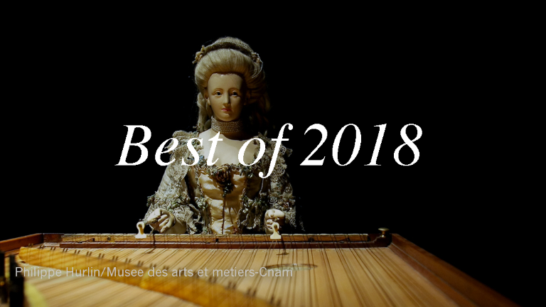 2018 in culture: Best science books and shows of the year
