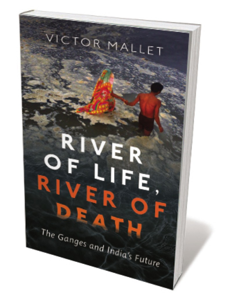 Book jacket 'River of Life'