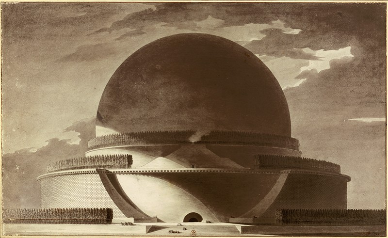 Planetariums and the rise of spectacular science
