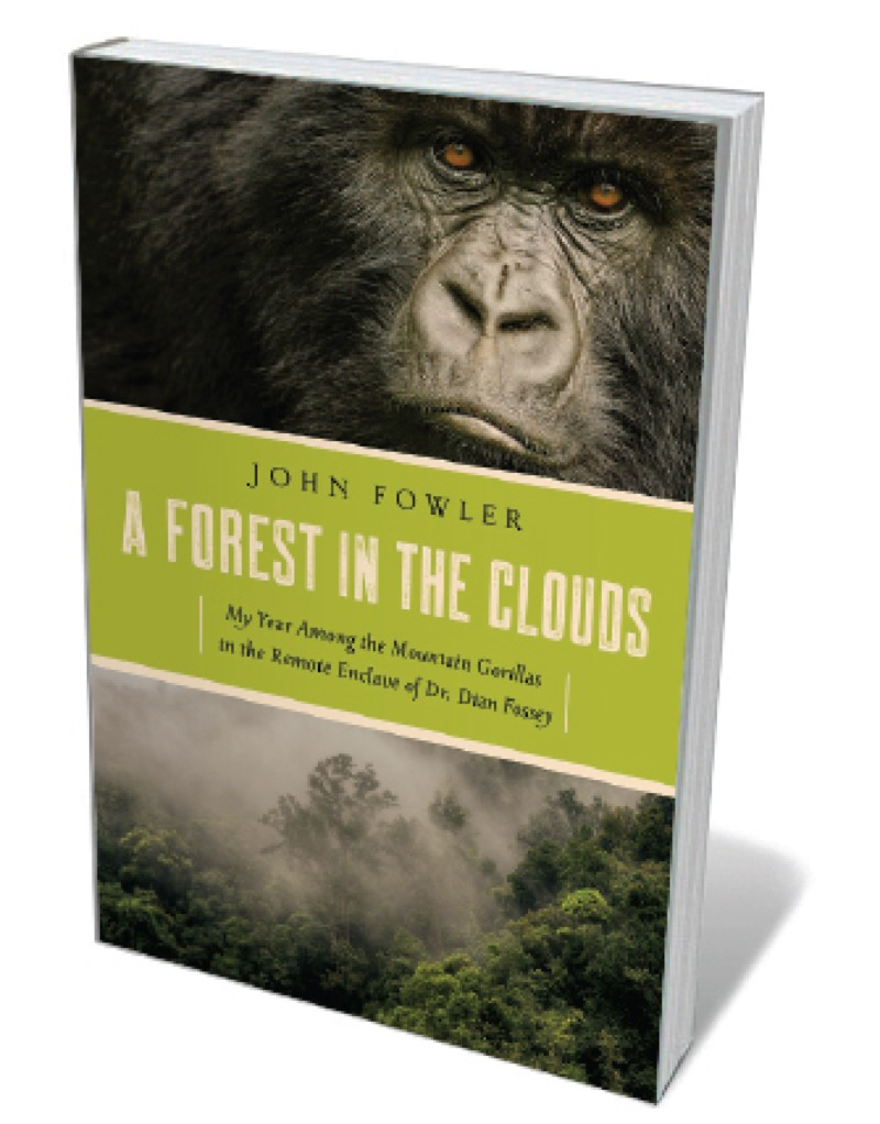 Book jacket 'A Forest in the Clouds'