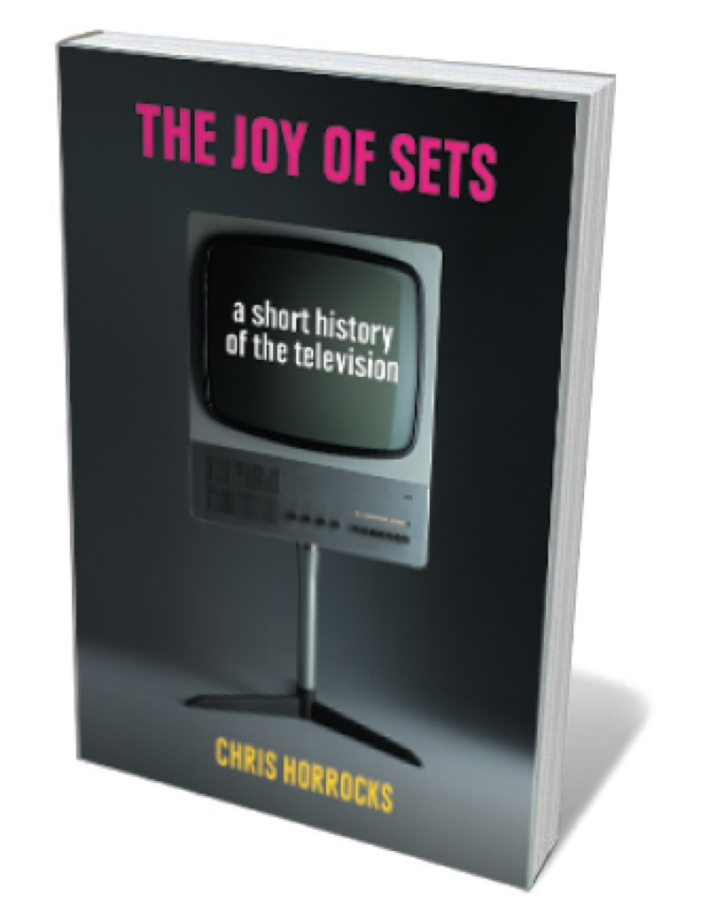 Book jacket 'The Joy of Sets'