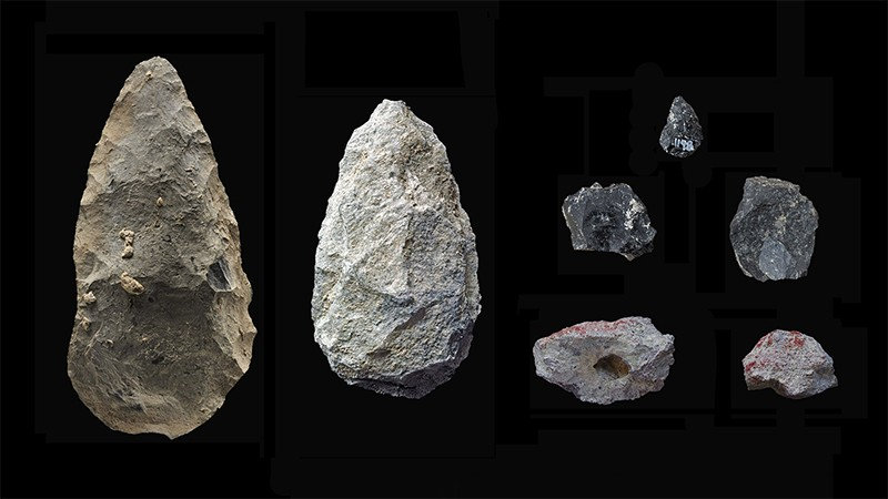 New Evidence Points to Sophisticated Tools, Distant Trading for Early Humans