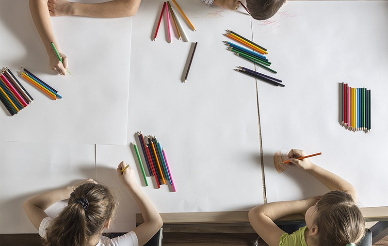 Kids More Likely to Draw Scientists as Women
