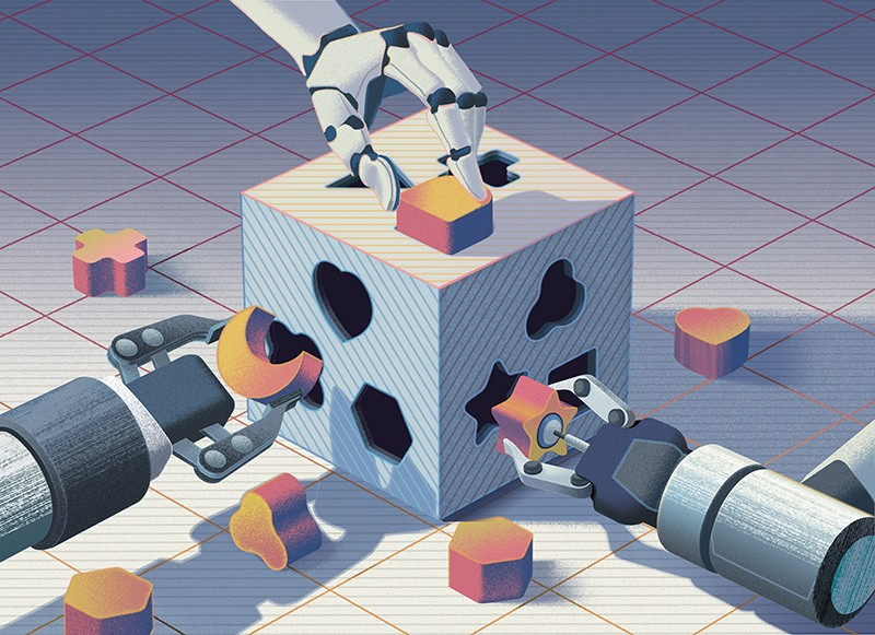 How robots are grasping the art of gripping