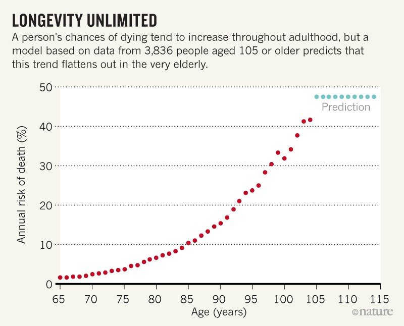 There's no limit to longevity, says study that revives human