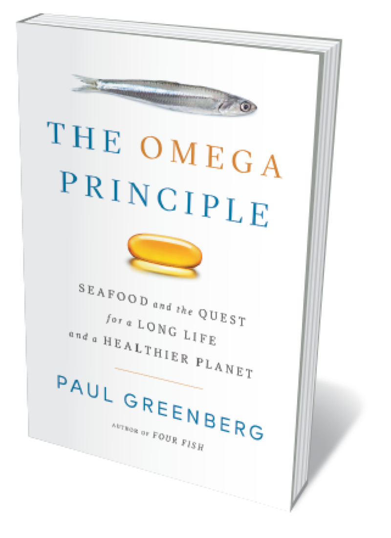 Book jacket 'The Omega Principle'