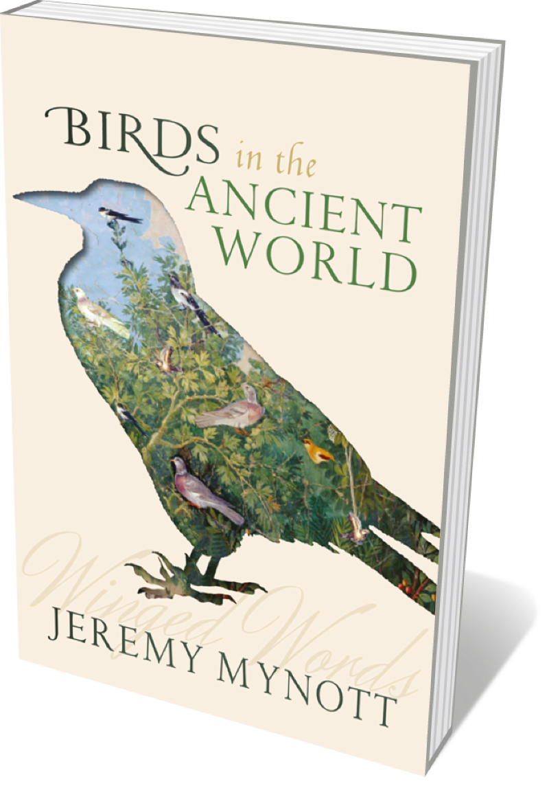 Books in Brief 'Birds in the Ancient World'