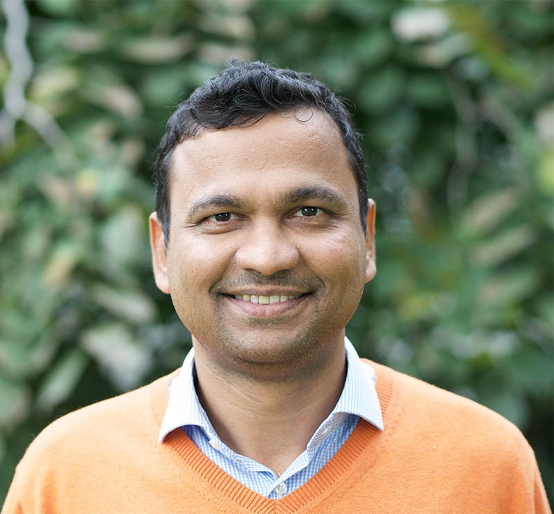 Photo of Kiran Patil