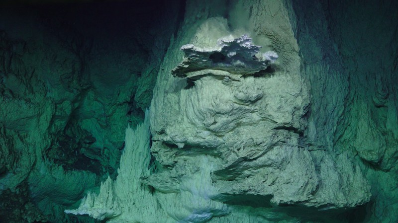 The Lost City Hydrothermal Field