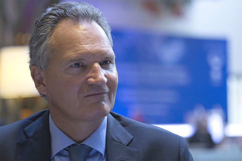 Photograph of Robert-Jan Smits