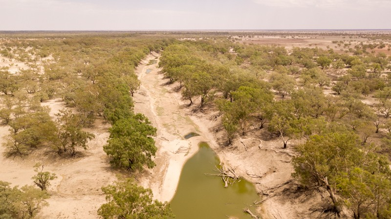 what is the largest river in australia