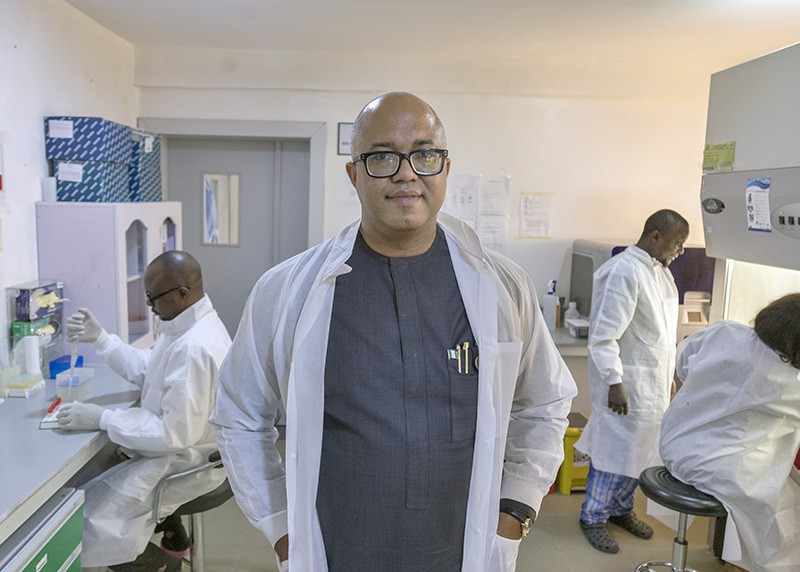 This Nigerian doctor might just prevent the next deadly pandemic